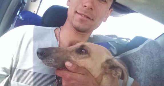 Carlos Quiroga logró recuperar a su mejor amigo 'Falucho'