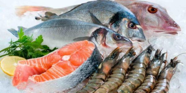 Detectan mercurio en pescados y mariscos