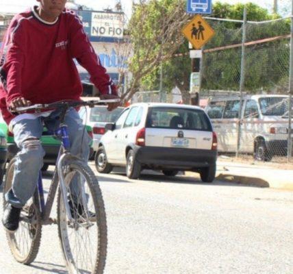 Los tránsitos realizarán recorridos por diversas zonas de la ciudad para revisar que los ciclistas respeten el reglamento