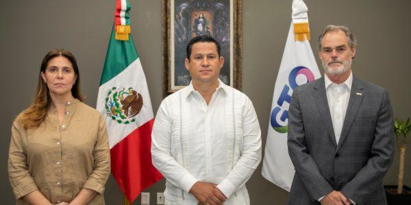 Designa el gobernador Diego Sinhue Rodríguez Vallejo a Juan José Álvarez Brunel al frente de la Sectur Guanajuato