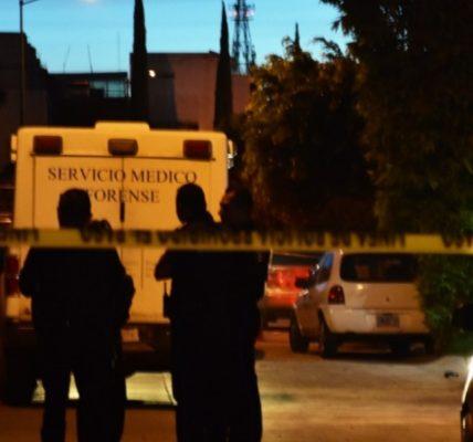 Cerca de las 8 de la noche, en un ataque armado en la colonia Cumbres de la Gloria murieron cuatro personas que no han sido identificadas.