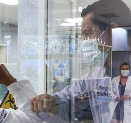 En este laboratorio se pueden realizan hasta 500 muestras diarias y hasta el momento se han procesado más de 18 mil.