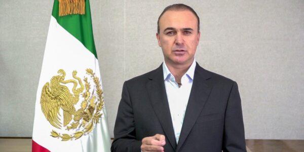 Convoca Villarreal a ser firmes y disciplinados ante aumento de casos de coronavirus